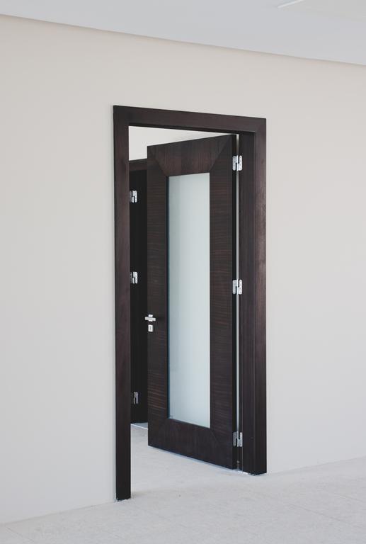 Odpowiednio dobrane drzwi wewnętrzne podkreślają wygląd pomieszczenia