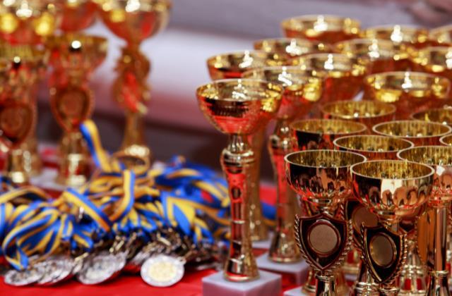 Puchary i trofea sportowe na zamówienie